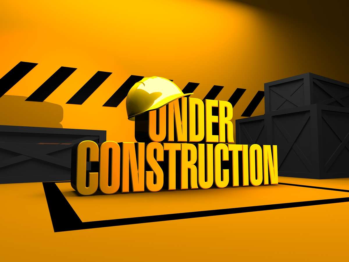 UNDER COSTRUCTION